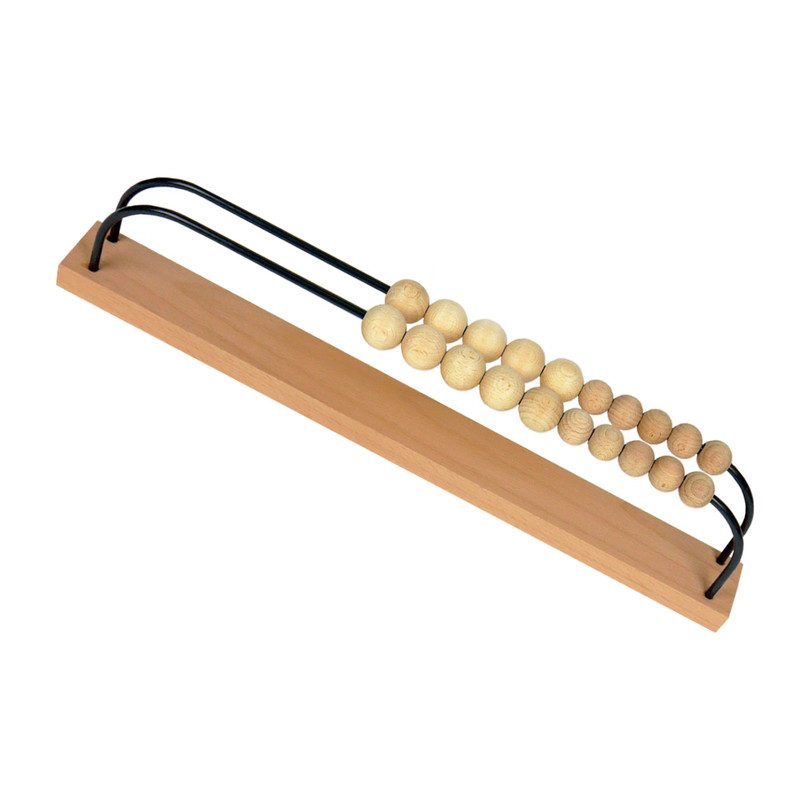 Ten Frame Abacus