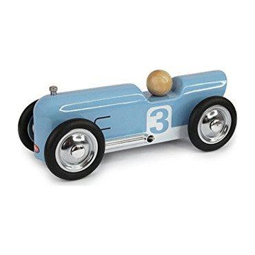 Mini Metal Thunder Car, Blue