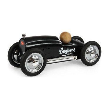 Mini Metal Roadster Car, Black