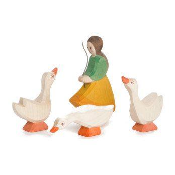 Goose Girl Set