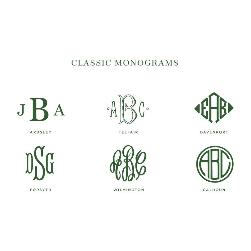 Monogrammed Seersucker Lunchbox, Mint