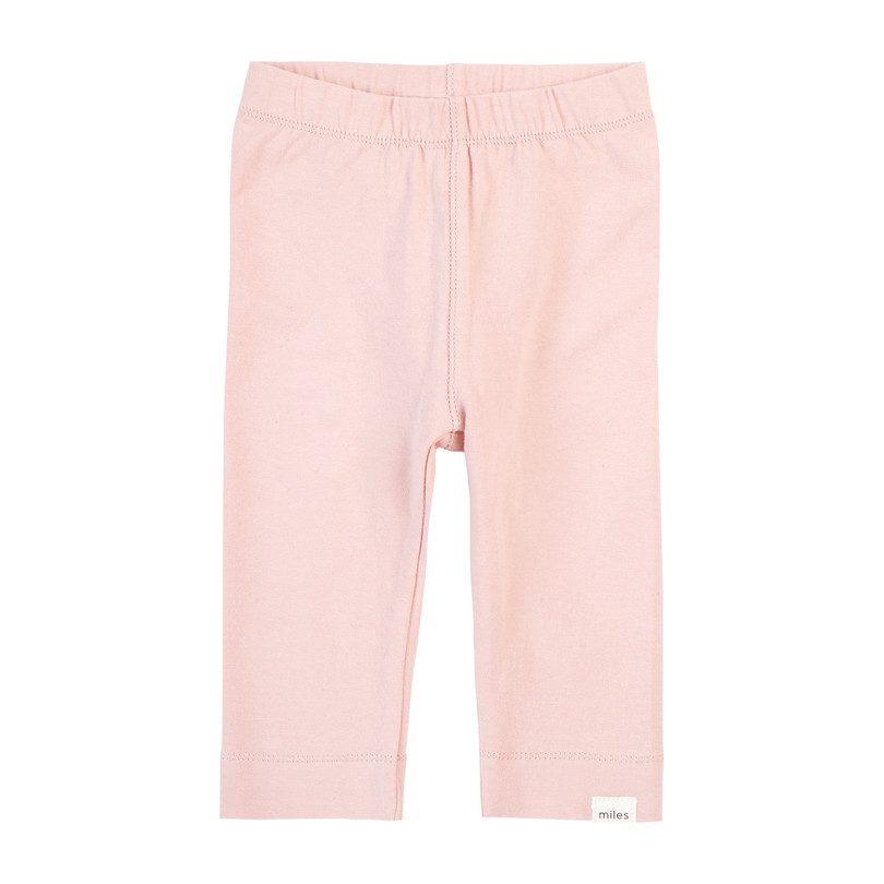 Miles Basic Legging, Pink