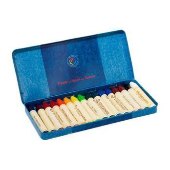 Stockmar Wax Crayons 16-Pack