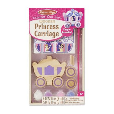 Created by Me Princess Carriage