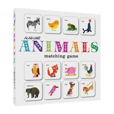Animals Matching Game, Multi