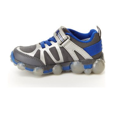 Leepz 3.0 Sneaker, Dark Grey/Blue
