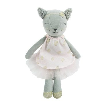 Clara Cat Doll