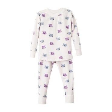 Cats & Clouds Pajama Set