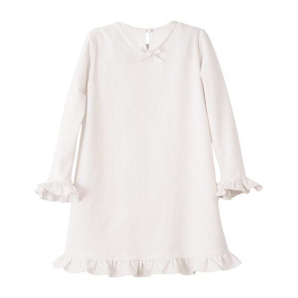 Cream Loungewear Dress