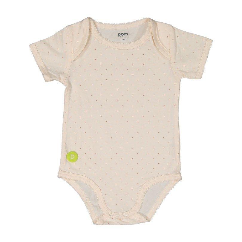 Baby Girl Short Sleeve Onesie Set
