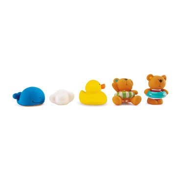 Teddy & Friends Bath Squirts