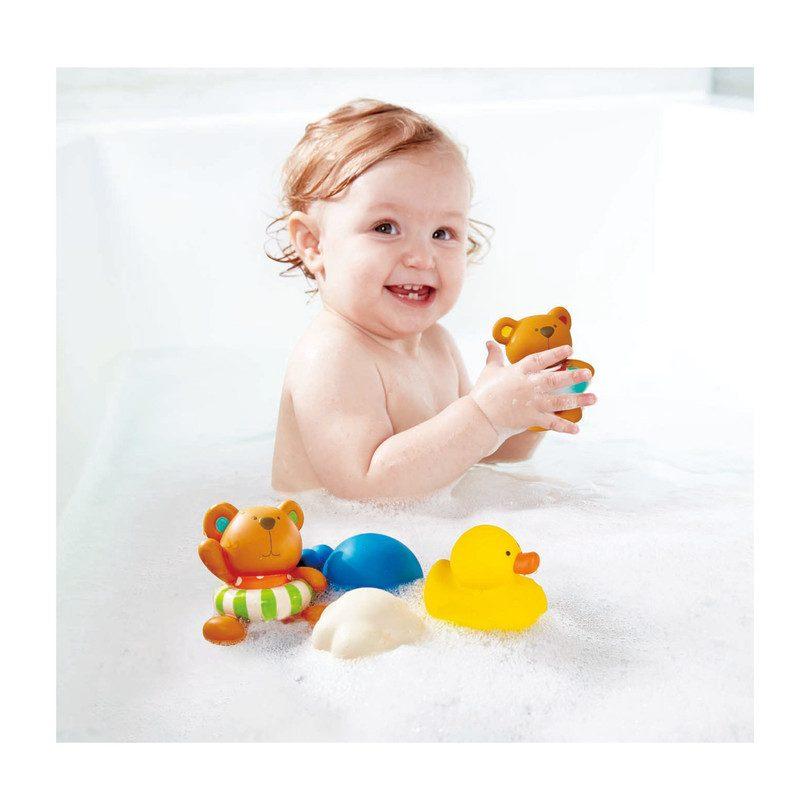 Teddy & Friends Bath Squirts