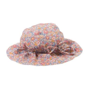Baby Floral Sun Hat, Pink Floral