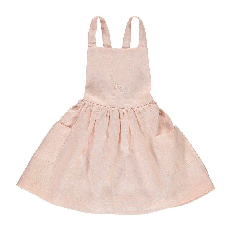 Ebba Skirt, Pale Blush