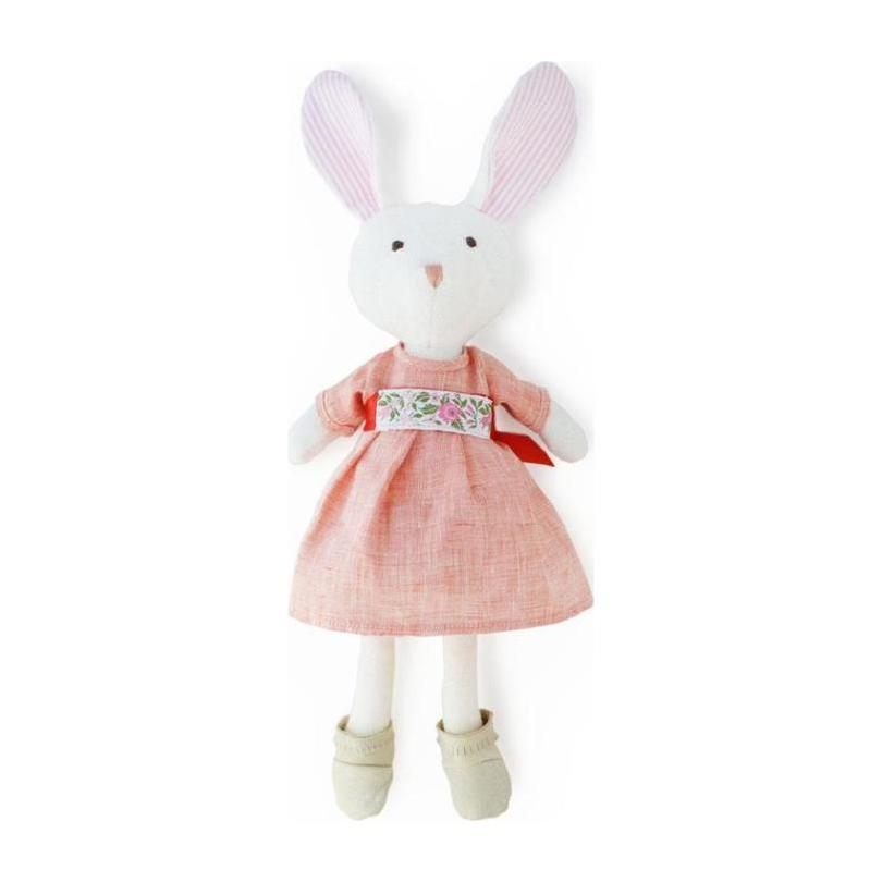 Emma Rabbit in Spring Dress