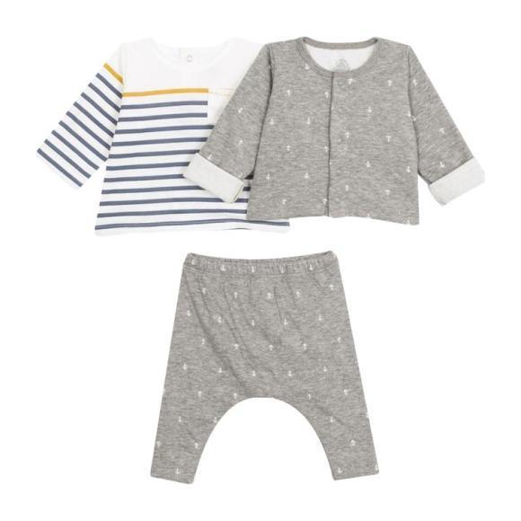 Baby 3pc Set, Anchors