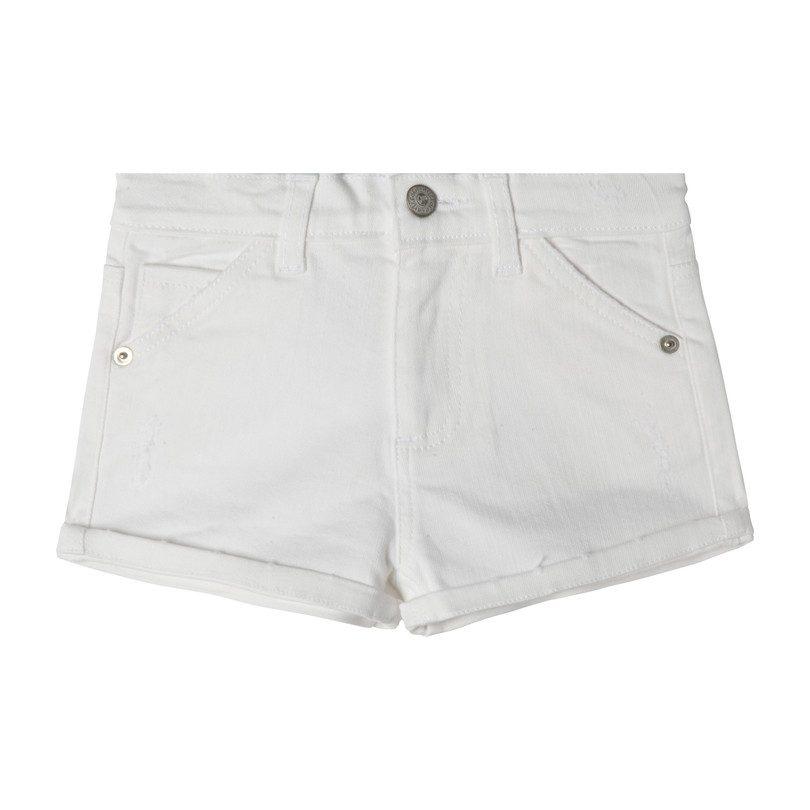 Harmony Short, White Wash