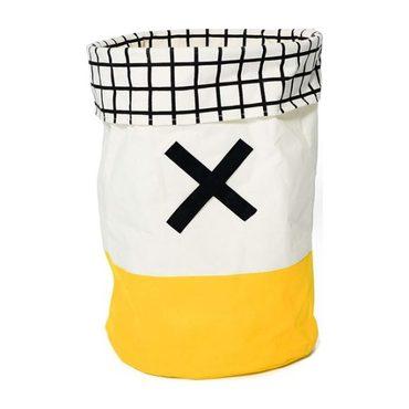 Ole Toy Hamper, Yellow