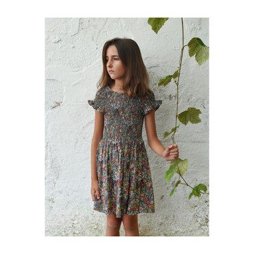 Gomas Dress, Liberty Print