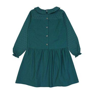 Lison Dress, Peacock