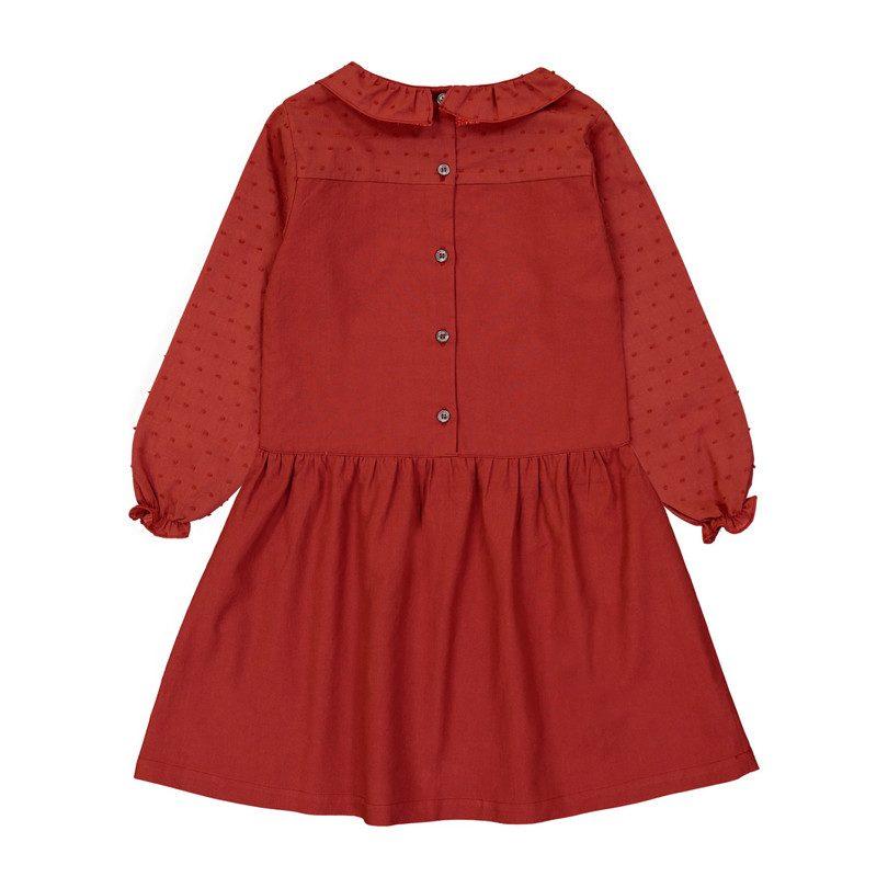 Lison Dress, Tomette