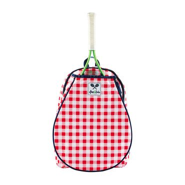 Little Love Tennis Backpack, Cherry Patch