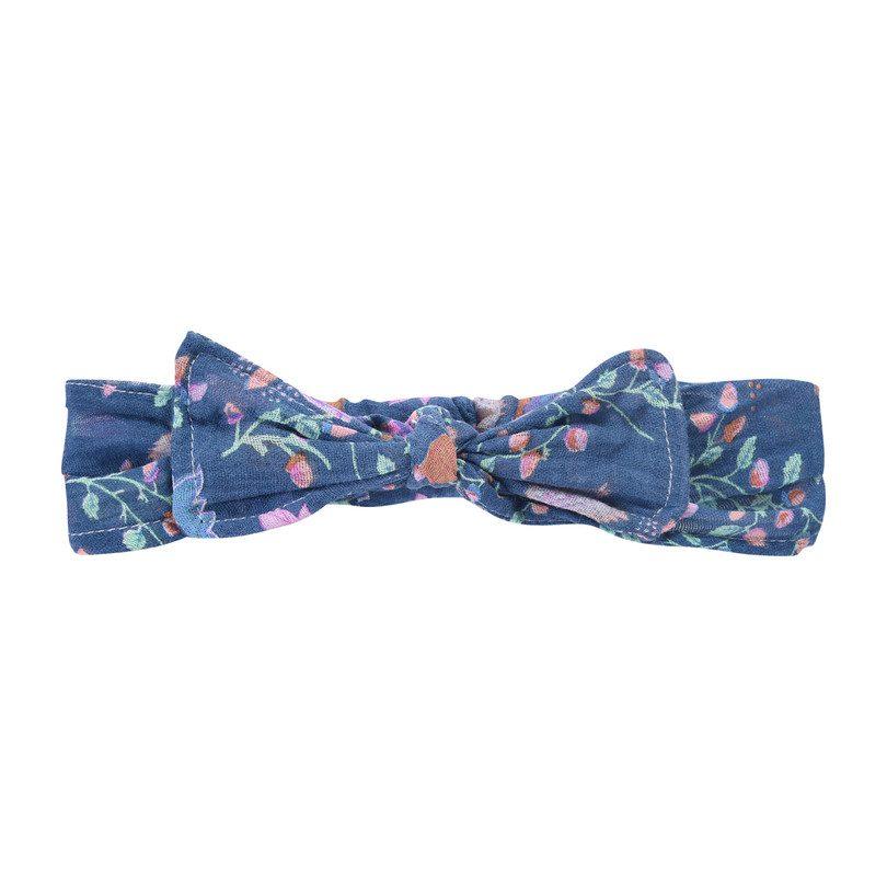 Boyka Headband, Blue Pine Cone