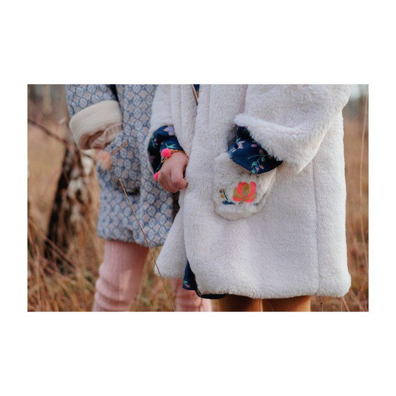 Kabat Coat, Cream
