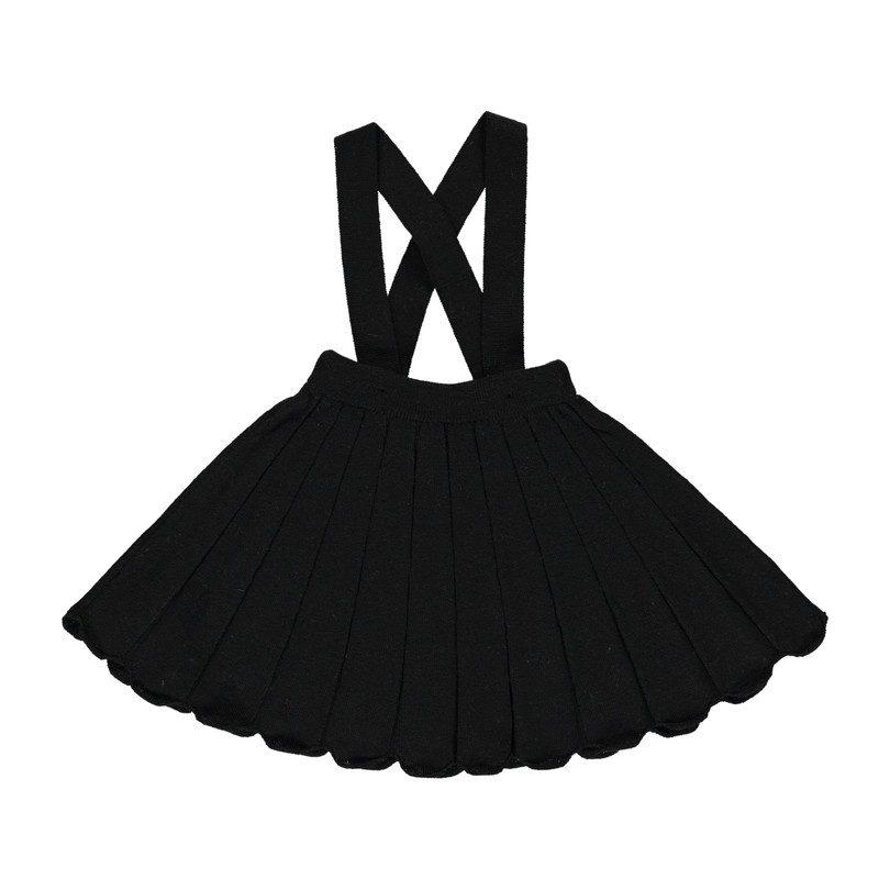 Lucia Skirt, Black