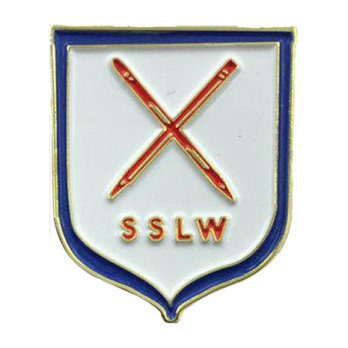 Secret Society of Letter Writers Pin