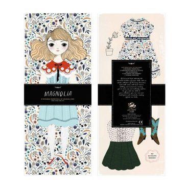 Magnolia Paper Doll Kit