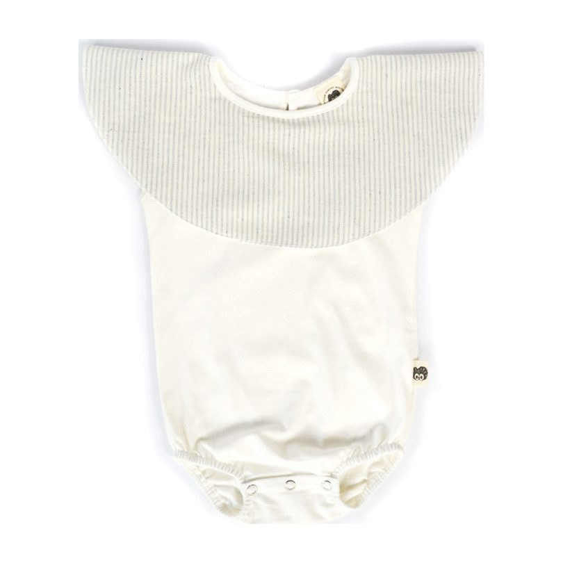 Marina Body Suit, White