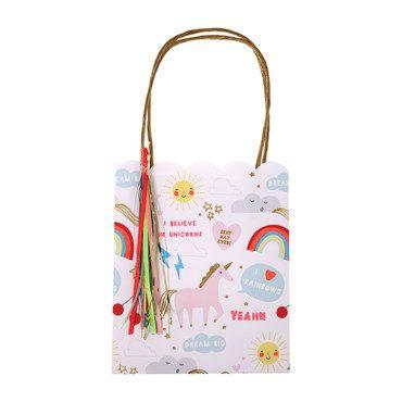 Rainbow & Unicorn Party Bags