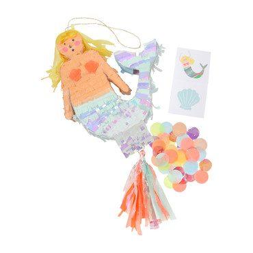 Mermaid Pinata Favor