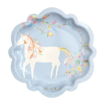 Magical Princess Plates, Small