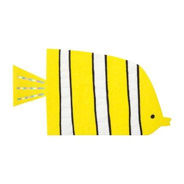 Under The Sea Fish Napkins
