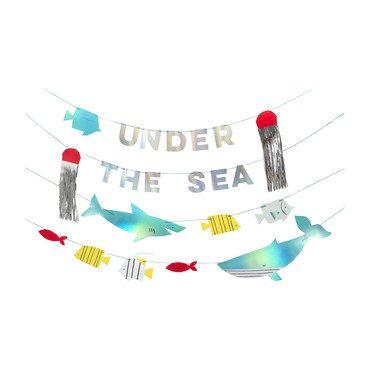 Under The Sea Garland