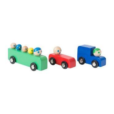 Car and Bus Set