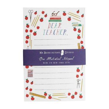 Notepad, Dear Teacher