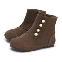 Natalie Ankle Boots, Brown