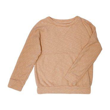 Lee Pullover Sweatshirt, Petal Pink