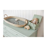 Luxe Organic Cotton Liner, Sage
