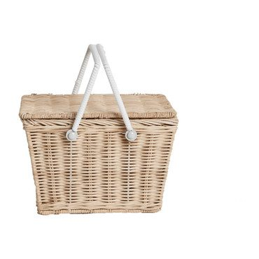 Piki Basket, Straw