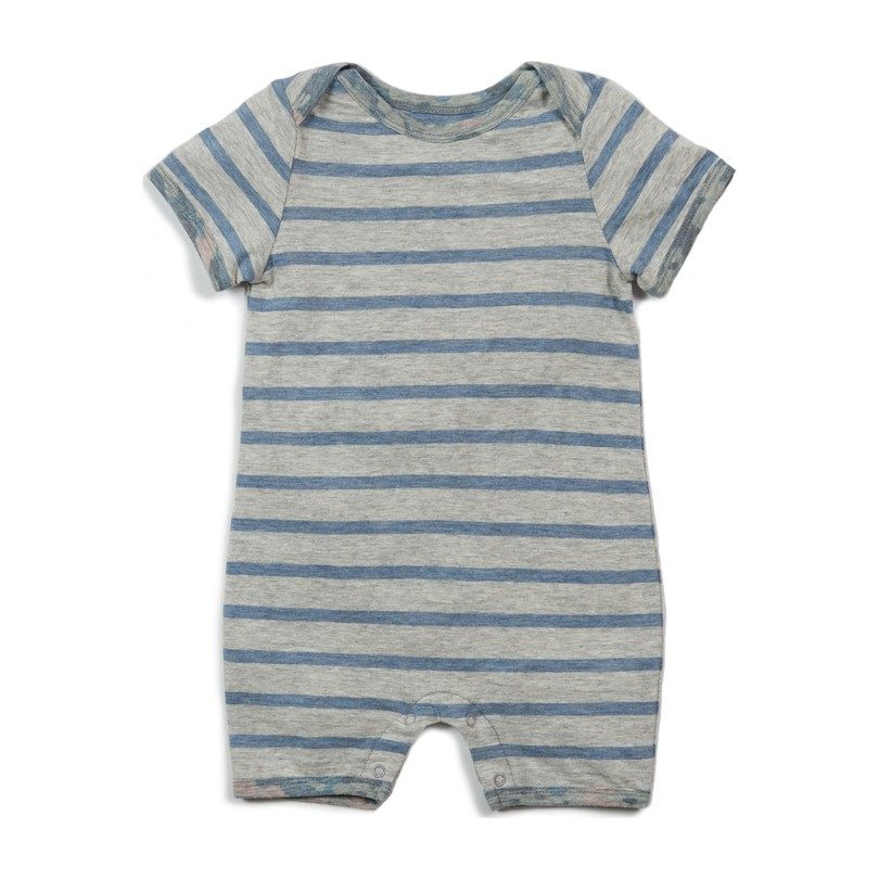 James Romper, Blue Stripe