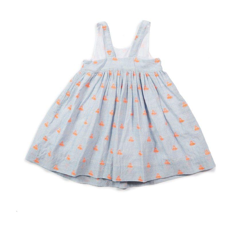 Rowan Dress, Denim