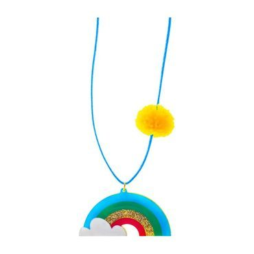 Rainbows Are the Best Necklace