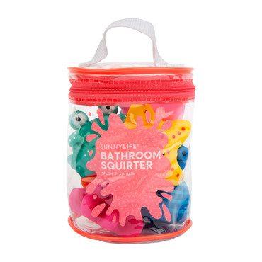 Bath Squirters, Under the Sea