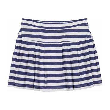 Joy Skirt, Medieval Blue Stripe