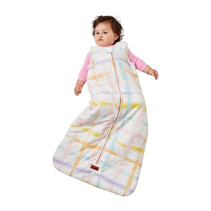Lightweight Sleep Bag, Pastel Inky Wink