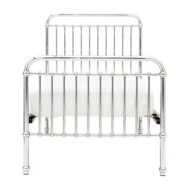 Silver Thomas Bed, Twin